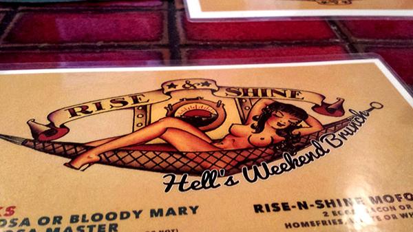 Hell Kitchen Lounge Newark New Jersey